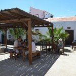 Casa Princess Arminda Restaurant La cour