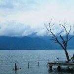 Lake Atitlan in Casa Lobo Bungalows