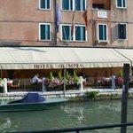 Optimale Lage direkt am Kanal im Herzen von Venedig