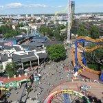 Old & new rides & amusements & SeaLife Aquarium