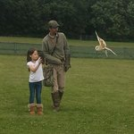 my 8 year olds birthday falconry experience day