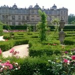 longleat house and rose garden