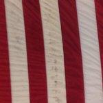 Mold on the Flag!!!!