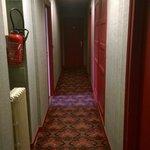 couloir sinistre