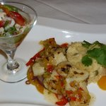 Conch prepared two ways