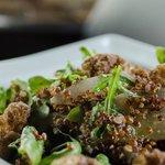 """Quinoa & Pear Salad"""""""