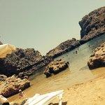 Saint Paul beach