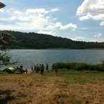 lago (accesso dall'agriturismo)
