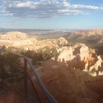 vewing Bryce Canyon