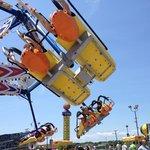 kite flyer ride