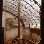 Top floor (candid)