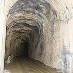 Tunnel on the Hiawatha Mountain Bike Trail