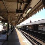 East Ham Station