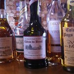 Our selection of Calvados and Armagnac