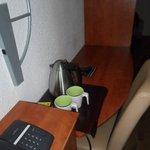 chambre triple necessaire thé & café