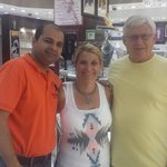 NIck, Jackie, and my husband Mike