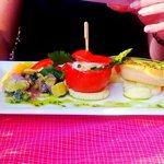 Vegetarische drie Luik
