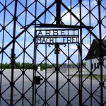 Entrance Gate 'Work Brings Freedom'