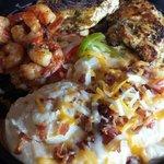 Chicken n shrimp