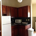 Cocina habitación 208
