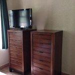 Tv en la habitación
