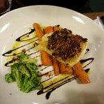 Cabillaud carottes et brocolis à l'orientale