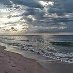 10 km freier Strand