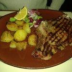 L'immancabile bistecca alla fiorentina!
