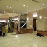 Jurassic lobby