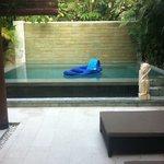 Pool & Waterfall C2 Villa