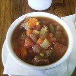 Excellent soup du jour