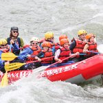 Whitewater rafting..a MUST!