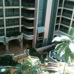 from room