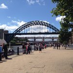 View from Quayside