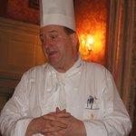 Peter Wyss, Küchenchef
