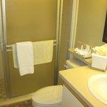 ванная комната второй спальни