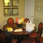 гостиная - столовая