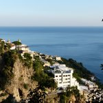 View from Pellegrino