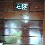 A prova de que eu fui lá Bangalô 32