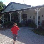 Nathan at Adam's Breezy Hill Farm