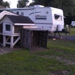 Foto de Timberlane Campground