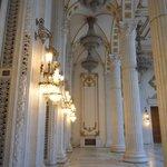 Palace Hallway