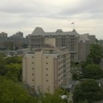 View of the Parliament Building & Empress Hotel