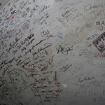 signed wall