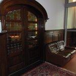 Hall del acceso