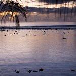 Kosrae Village Sunrise