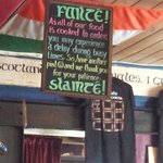 Love to Gaelic language everywhere.