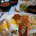 Delicious enchiladas