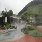 Hot Spring arround the hotel