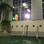 Super 8 Sign / Pool